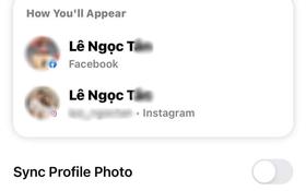 Bí kíp để không bị đồng bộ avatar giữa Facebook và Insatgram