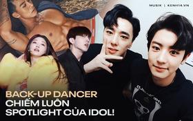 Các vũ công phụ họa gây thương nhớ nhất Kpop: người sở hữu visual, thần thái đỉnh cao, người giật luôn spotlight của idol với body 6 múi