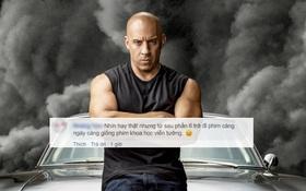 """Dân tình bó tay vì trình """"bốc phét"""" của Fast and Furious 9: Người thường hay Avengers mà chết đi sống lại?"""