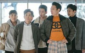 5 anh em siêu nhân Bắc Hàn diện đồ hiệu bát phố Seoul ở Crash Landing On You tập 11
