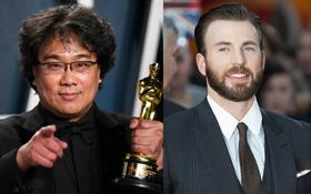 """Chris Evans bật mí từng tự """"lết xác"""" đi casting phim của chú Bong Parasite, Knet khen nức nở: Đúng là có mắt nhìn!"""