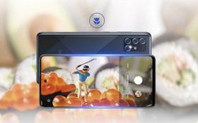 Tại sao Samsung lại trang bị cảm biến 64MP cho Galaxy A71 mà không phải dòng S/Note?