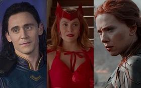 Hot: Disney dội bom sáng thứ Hai với rổ thính siêu to khổng lồ từ bom tấn Black Widow, Loki, WandaVision!