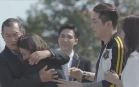 Lâm Chấn Khang kịp thời cứu được học sinh có ý định tự tử, web drama thầy giáo Nam khép lại đầy trọn vẹn