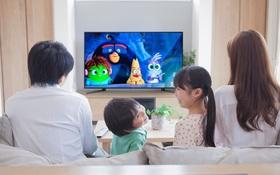 Đón Tết theo phong cách Sony Android TV, bạn đã biết?