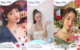 Bảo Anh, Kaity Nguyễn, Phương Ly khiến fans mê mẩn với hot trend chụp ảnh AR độc đáo