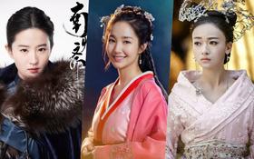 """7 phim Trung """"trùm chăn"""" vì đủ thứ lí do: Park Min Young đến """"Mulan"""" Lưu Diệc Phi đều bật chế độ chờ thời"""