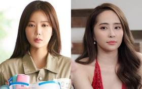 """Đẳng cấp """"đi tù như vedette"""" ở phim châu Á: Quỳnh Nga diện """"váy ngành"""" chưa sốc bằng đại tiệc thời thượng của rich kid Im Soo Hyang"""