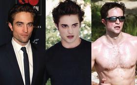 Robert Pattinson xấu hổ kể chuyện hồi còn bụng bia đã triệt lông đi thử vai Twilight