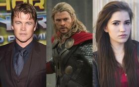 Ham hố cameo sương sương ở Thor 3 bên Chris Hemsworth, anh em nhà Hemsworth lại khiến ai nấy ghen tị với bộ gene đẹp đỉnh cao
