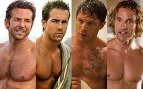 """10 sao Hollywood tăng cân điên cuồng vì vai diễn: Không phải ai cũng đẹp xuất sắc khi """"thêm thịt"""" như """"thánh lầy Deadpool"""""""