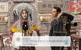 """Khán giả Việt hết lời khen ngợi Bên Tóc Mai Không Phải Hải Đường Hồng, """"ca ca"""" Trương Quốc Vinh bất ngờ được gọi tên"""