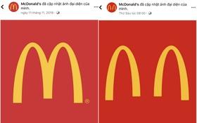 McDonald's lại khiến cả thế giới thán phục khi thay avatar hưởng ứng lời kêu gọi chống dịch Covid-19, biết được ý nghĩa đằng sau mới bất ngờ