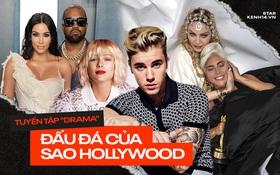 """4 vụ sao hạng A Hollywood đấu đá chấn động thế giới: Bè phái, chiêu trò, vũ lực đủ cả, Taylor Swift bị """"réo"""" nhiều nhất"""
