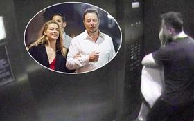 """Mỹ nhân """"Aquaman"""" lộ loạt ảnh ngoại tình, âu yếm nhạy cảm với tỷ phú tại chính penthouse xa xỉ của Johnny Depp"""