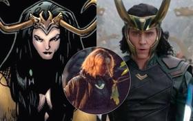 """Lộ ảnh """"Loki nữ"""" tóc vàng hoe, phiên bản """"chuyển giới"""" của Tom Hiddleston hay một thánh lừa siêu đẳng?"""