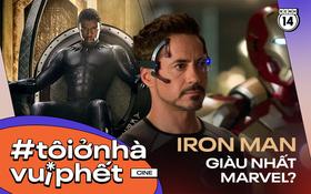 Ngạc nhiên chưa: Ai cũng nghĩ Iron Man giàu nhất Marvel nhưng bạn đã lầm to rồi nhé!