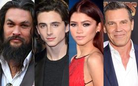 """""""Trái đào"""" Timothée Chalamet say đắm Zendaya, Thanos """"Josh Brolin"""" hết kiếp vai phản diện ở bom tấn thập kỉ DUNE"""