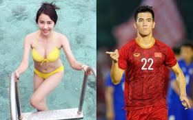 Những mối tình tuyển thủ U23 Việt Nam với mỹ nữ showbiz Việt: Yêu thương đến quá nhanh để rồi ra đi vội vàng