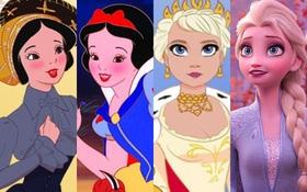 Ngắm nghía tạo hình gốc của loạt công chúa Disney mới biết hóa ra tuổi thơ chúng ta chỉ là một cú lừa!