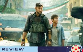 """Extraction: """"Thor"""" Chris Hemsworth đấm bay kẻ xấu cực đã mắt nhưng """"mất điểm"""" vì kịch bản nghèo nàn"""