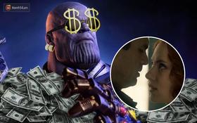 """Endgame lãi gần tỷ đô cũng không sốc bằng """"cảnh nóng"""" bị cắt giữa Hulk và Black Widow"""