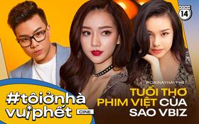 Sao Việt ngược về quá khứ với phim truyền hình: Puka thích mê Đất Phương Nam, Băng Di review tận 2 bộ phim!