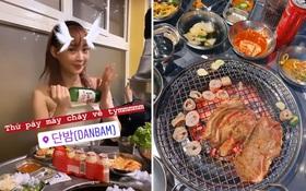 Sun HT check in hẳn ở quán nhậu Danbam của Park Seo Joon (Tầng lớp Itaewon) nhưng sự thật là gì?