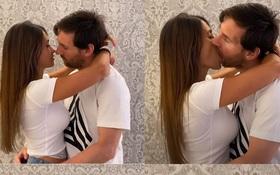 Lần đầu tiên trong đời, Messi đăng video khóa môi vợ yêu đầy mãnh liệt, fan trầm trồ nhưng cũng không ít người tỏ ra quan ngại vì một vấn đề