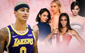 """Tình sử đáng kinh ngạc của hotboy làng NBA: Từ """"bạn gái tin đồn"""" đến người yêu công khai đều thuộc dàn sao hạng A"""
