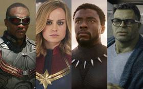"""6 cái tên tiềm năng làm thủ lĩnh tương lai của đội Avengers: Là chị đại Captain Marvel hay """"Bác sĩ Trang""""?"""