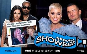 Thì thầm Hollywood: Miley Cyrus - Cody khổ vì gia đình, Katy Perry huỷ cưới, Tom Cruise tái hôn lần 4 và 1001 tin nóng hổi