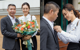 """NSND Công Lý chính thức được bổ nhiệm làm PGĐ Nhà hát Kịch, bạn gái đầy tự hào: """"Dù ở vị trí nào anh vẫn luôn là người em chỉnh đồ cho"""""""