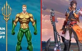 Liên Quân Mobile: Rộ lên tin đồn Garena triển khai dự án tướng bản quyền DC thứ 6 - Aquaman