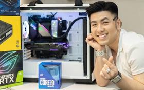 """Chán hát hò, Akira Phan đầu tư hẳn dàn máy xịn sò chơi game """"sương sương"""", giá hơn trăm triệu!"""