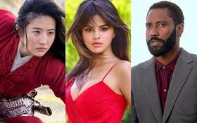 """""""Mulan"""" Lưu Diệc Phi bắt tay Selena Gomez khai trương phòng vé Mỹ hậu COVID-19, hai chị đẹp nhất định """"qua mặt"""" TENET?"""