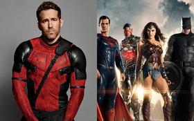 """""""Deadpool"""" Ryan Reynolds """"tự vả"""" cực mạnh khi đòi đóng cameo ở Justice League bản mới?"""