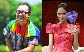 """Nhà hoạt động vì quyền LGBT phản hồi Hương Giang, đề xuất cụm từ """"Giới tính thứ 3"""" nên đổi thành """"Cong"""""""