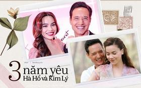 3 lần kỷ niệm yêu của Kim Lý và Hồ Ngọc Hà: Hết giấu kín đến lãng mạn, riêng năm nay ẩn ý về đám cưới và 2 em bé song sinh?