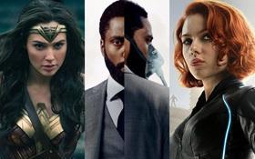Siêu phẩm Tenet bất ngờ dời lịch chiếu, đẩy Wonder Woman vào thế đối đầu Black Widow ngoài rạp?