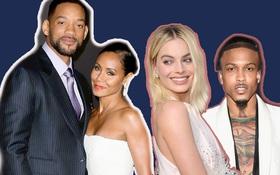 """Bê bối ngoại tình nhà Will Smith: Vợ tòm tem với sao nam kém 21 tuổi, chồng lộ cả bằng chứng qua lại với """"Harley Quinn"""""""