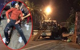 """Vụ người vi phạm bị vỡ mũi: Báo cáo của Đội CSGT nói CSGT chỉ giơ gậy ra hiệu lệnh, nam thanh niên """"lao thẳng vào"""""""