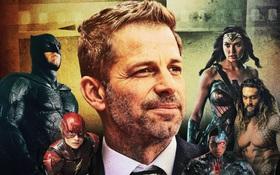 """Zack Snyder - kẻ gắt nhất DC: Hết chê đạo diễn Avengers lại """"lén lút"""" Warner Bros khi quay Justice League"""