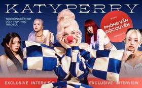 Katy Perry trả lời độc quyền knit-tex.com: Rất thích BLACKPINK, nhưng sẽ không hợp tác với Kpop chỉ vì chạy theo thành tích!