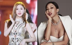 """(G)I-DLE giành cúp chiến thắng tại Inkigayo nhưng lại khiến dân mạng phẫn nộ: """"Chạy quảng cáo cướp hạng 1 của Jessi có gì mà tự hào?"""""""