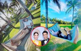 Giữa tin đồn hẹn hò, Nhật Kim Anh và Titi (HKT) lại bị soi chi tiết dấy lên nghi vấn du lịch cùng nhau