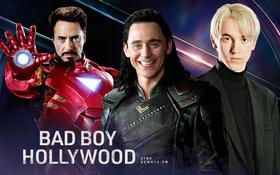 """Ghét sao nổi dàn bad boy cực bảnh của Hollywood: Cưng nhất vẫn là Iron Man """"bên ngoài hấp dẫn, bên trong nhiều tiền"""""""