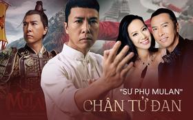 """""""Sư phụ Mulan"""" Chân Tử Đan: Chèn ép đàn em, chơi xấu Lý Liên Kiệt, bỏ vợ theo Á hậu và cái kết bên ái nữ trùm kim cương"""