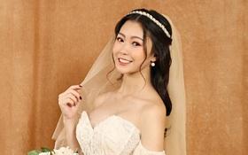 Chi Bé cập nhật avatar ảnh cưới, Long Bi đăng hẳn lên story khen xinh quá