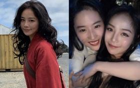 Tranh cãi nhan sắc diễn viên đóng thế Lưu Diệc Phi: Vượt trội hơn nữ chính nhưng ảnh chụp chung lại quá khác biệt?